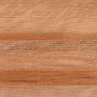 african mahogany solid wood swatch